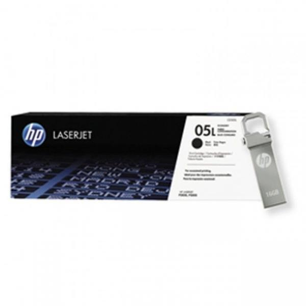 HP 05L Economy Black LJ Toner Cartridge za P2035/P2055 CE505L