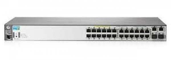 HP 2620-24-PPoE+ Switch