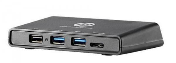 HP 3001pr USB 3.0 Port Replicator (F3S42AA)