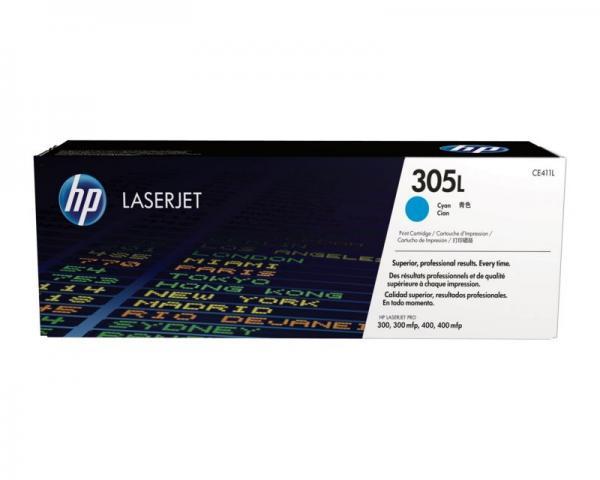 HP 305L Economy Cyan  LaserJet Toner Cartridge za seriju M451, M475, M375 CE411L