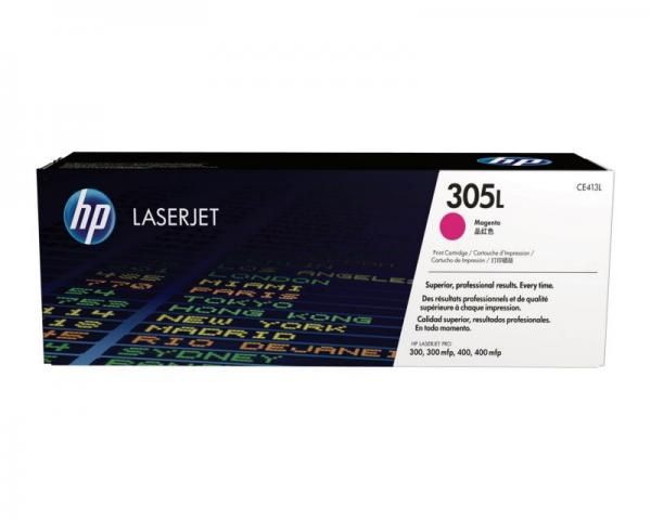 HP 305L Economy Magenta LaserJet Toner Cartridge za seriju M451, M475, M375 CE411L