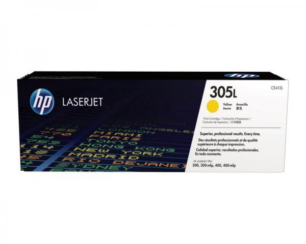 HP 305L Economy Yellow  LaserJet Toner Cartridge za seriju M451, M475, M375 CE411L