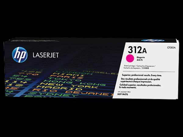 HP 312A Magenta LaserJet Toner Cartridge za seriju M476 CF383A