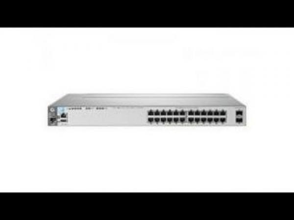 HP 3600-48-PoE+ v2 EI Reman Switch