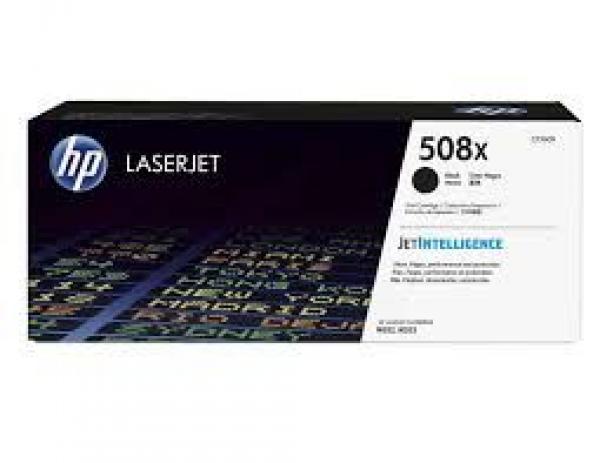 HP 508X High Yield Black  LaserJet Toner Cartridge za M553 series CF360X