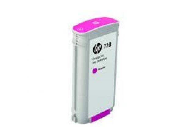 HP 728 130-ml Magenta InkCart za T730 36/ T830 36 F9J66A