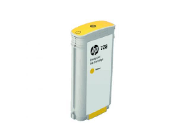 HP 728 130-ml YellowInkCart za T730 36/ T830 36 F9J65A