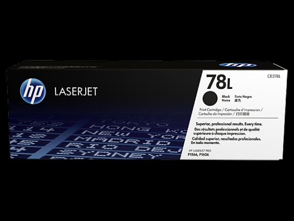 HP 78L Economy Black  LJ Toner Cartridge za P1566/1606DN/M1536dnf CE278AL