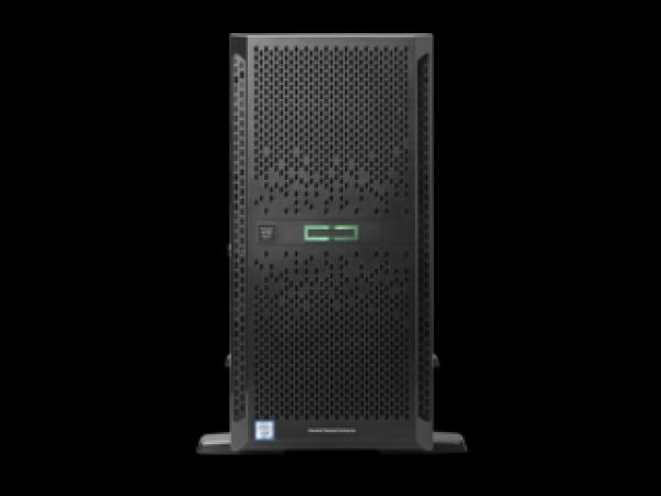 HP ML350 Gen9 Intel 6C E5-2620v3 2.4GHz 32GB P440/2GB 2x300GB SAS 10k NoODD 2x500W Tower 3Y(3-3-3)