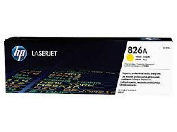 HP 826A Yellow LaserJet Toner Cartridge za seriju M855 CF312A