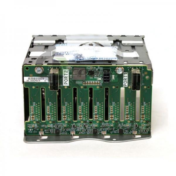 HP DL380 Gen9 8SFF Cage Bay2/Bkpln Kit