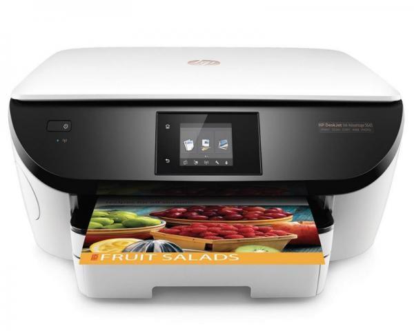 HP DeskJet Ink Adv 5645 all-in-one, A4, WiFi, duplex, fax, ADF