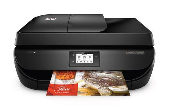 HP DeskJet Ink Advantage 4675 all-in-one, A4, WiFi, ADF, Duplex, Fax