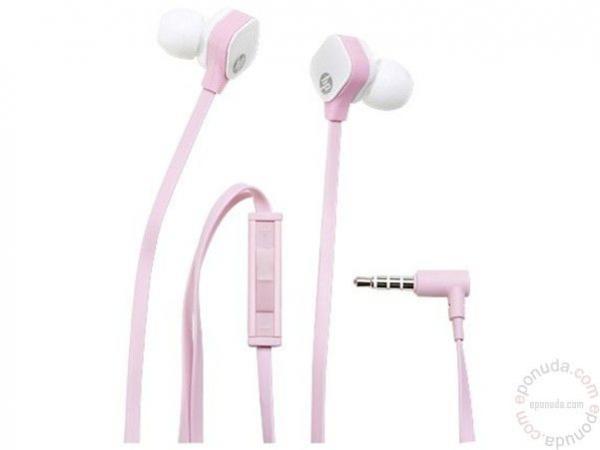 HP H2310 In-Ear Headset Pink (J8H44AA)