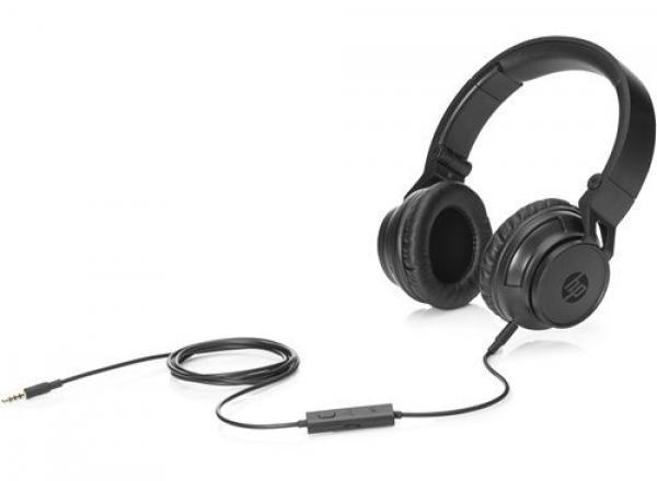 HP H3100 Stereo Headset Black (T3U77AA)
