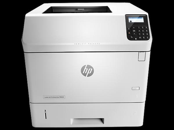 HP LaserJet Enterprise M604dn A4, LAN, Duplex