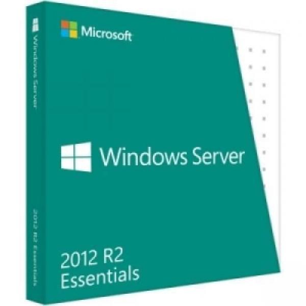 HP Microsoft Windows Server 2012 R2 Essentials Edition ROK