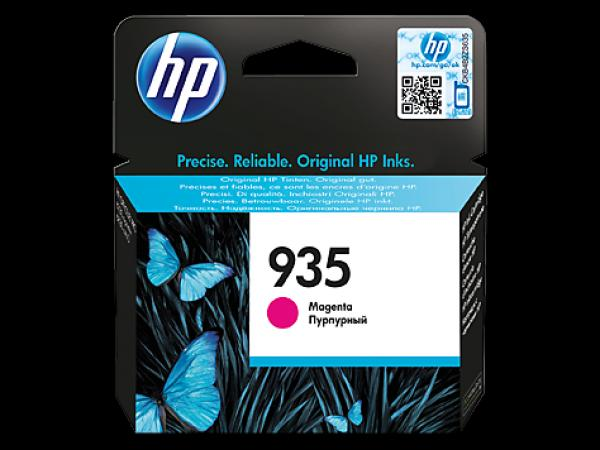 HP No. 935 Magenta Ink Cartridge Officejet Pro Printers 6230, All-in-One Products 6830 C2P21AE