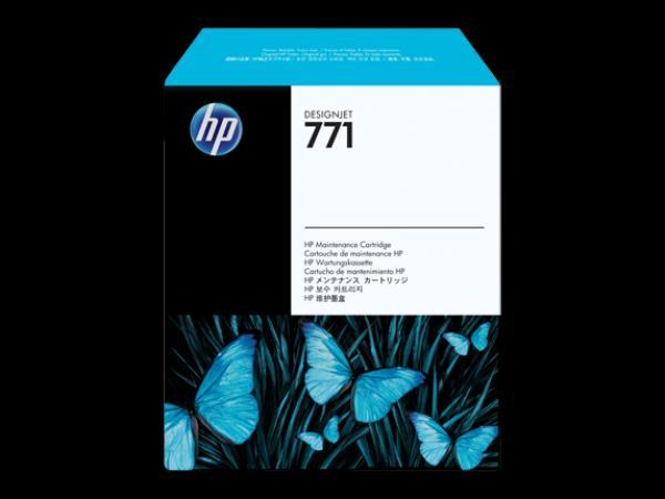 HP No. HP 771 DesignjetMaintenance Cartridge [CH644A] za ploter Z6200 seriju