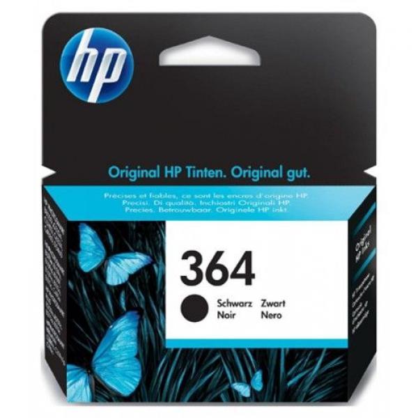 HP No.364 Photo Black Ink Cartridge za Photosmart D5460 [CB317EE]