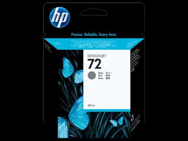 HP No.72 69ml Gray Ink Cartridge za T610/T1100/T770/T790/T1300/T2300 [C9401A]