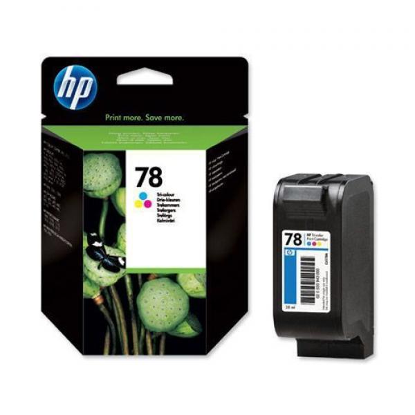 HP No.78 LargeTri-Colour Inkjet Print Cartridge za DeskJet 1280 ...(38ml) [C6578AE] EOL
