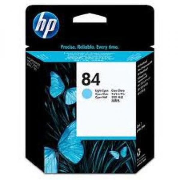 HP No.84 Light Cyan Cartridge za ploter 120  [C5017A]