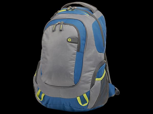 HP Outdoor Sport Backpack 15.6 Case Blue/Gray (F4F29AA)