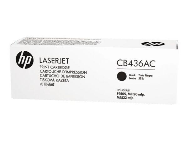 HP PPU No. 36Alack LJ Toner Cartridge za P1505/1505n/M1522/M1522nf [CB436AC]