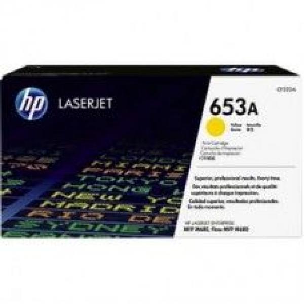 HP PPU Toner Yellow Color LaserJet Toner Cartridge M680 series CF322AC