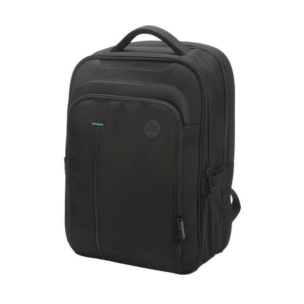 HP SMB Top Load Backpack 15.6 Case Black (T0F84AA)
