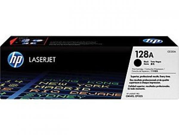 HP Toner Black za CLJ CM1415/CP1525 [CE320A]