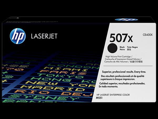 HP Toner Black za CLJ M551/ M575 ,high capacity [CE400X]