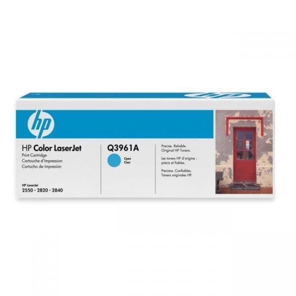 HP Toner Cyan CLJ 2550/2820/2840 [Q3961A]