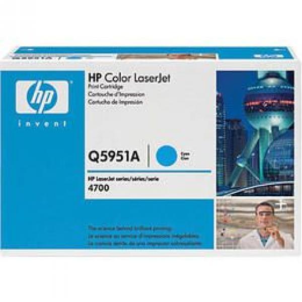 HP Toner Cyan CLJ 4700 [Q5951A]