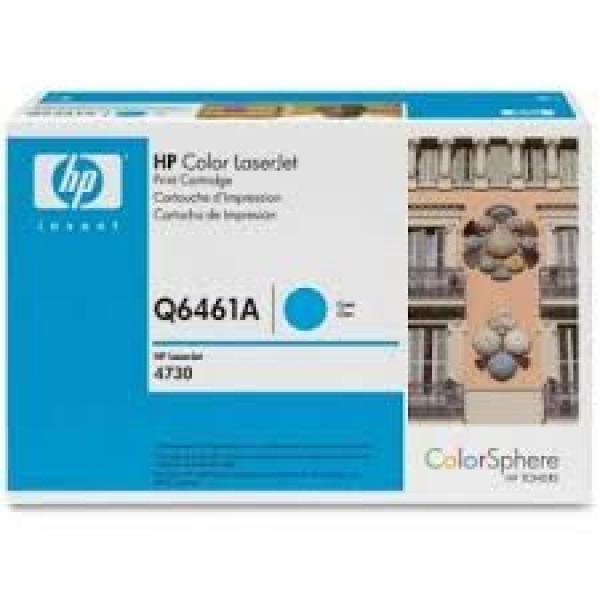 HP Toner Cyan CLJ 4730mfp [Q6461A]