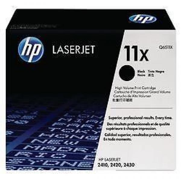 HP Toner LJ 2410/2420/2430 [ Q6511X]