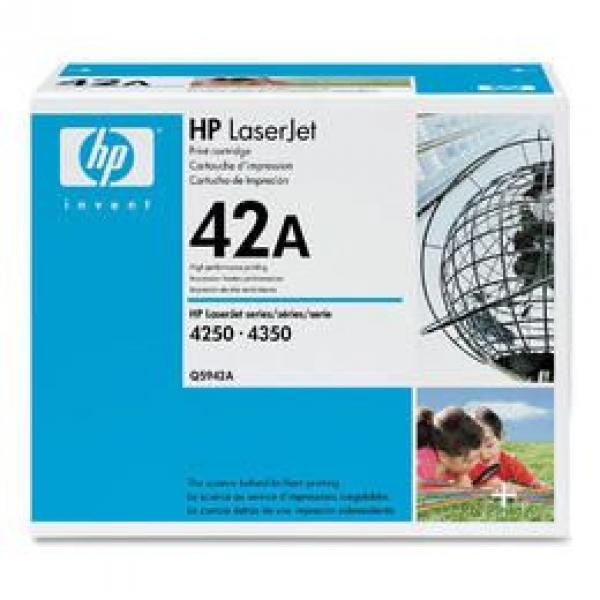 HP Toner LJ 4250/4350 [Q5942A]