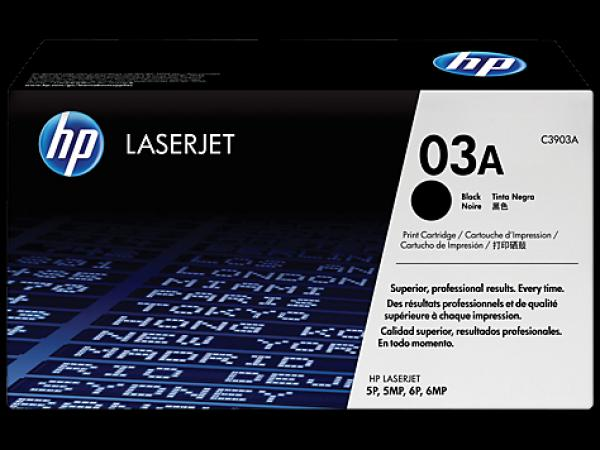 HP Toner LJ 5P/5MP/6P/6MP [C3903A]