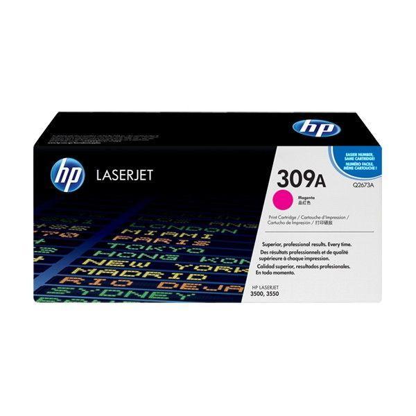 HP Toner Magenta CLJ 3500/3550 [Q2673A]