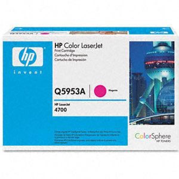 HP Toner Magenta CLJ 4700 [Q5953A]