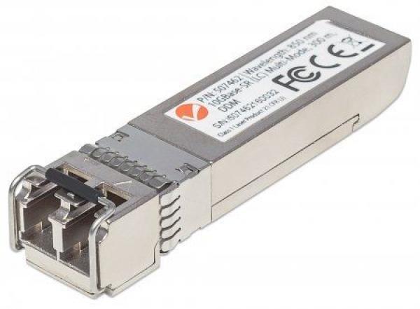 Intellinet SFP+ Mini-GBIC 10GBase-SR (LC) MM 300m