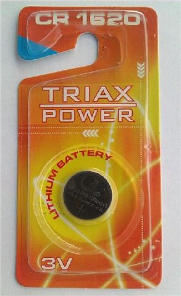 TRIAXPOWER litijum CR1620