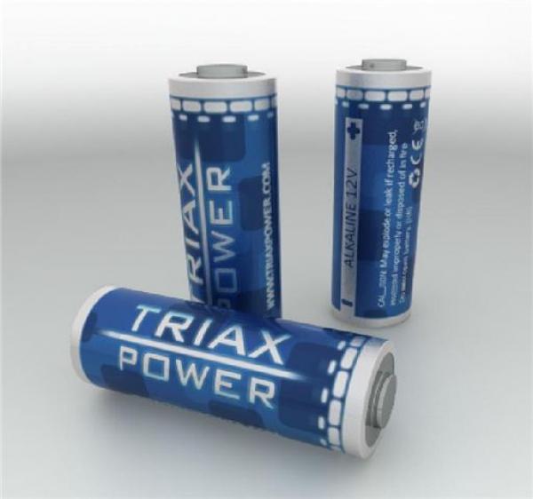 TRIAXPOWER alkalina baterija 27A