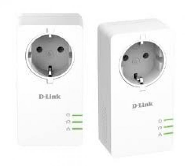 D-Link Powerline Ethernet adapter kit DHP-P601AVE