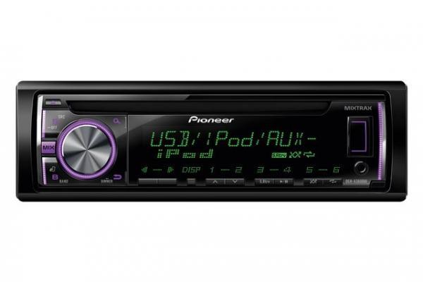 AUTO RADIO Pioneer DEH-X3600UI CD Tuner,USB