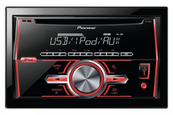 AUTO RADIO Pioneer FH-460UI -radioCDUSB