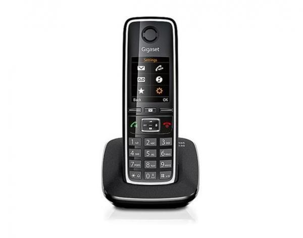 GIGASET telefon C530 black