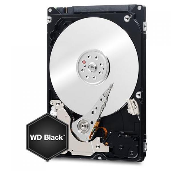 Hardi Disk WDBlack™ 750GB, SATA 2,5 AFT