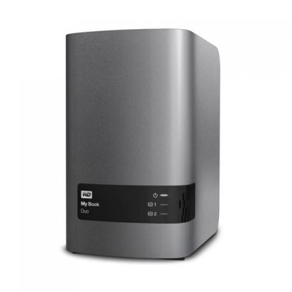 Externi hard Disk WD My Book® Duo 8TB  3.5